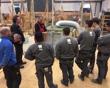 Tweedaagse opleiding voor Bio - en ecologisch bouwen