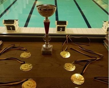 SVS schoolkampioenschap zwemmen