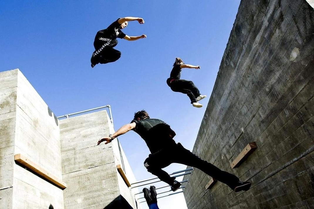 Parkour/Freerunning