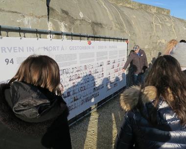 Bezoek Kazerne Dossin en Fort van Breendonk