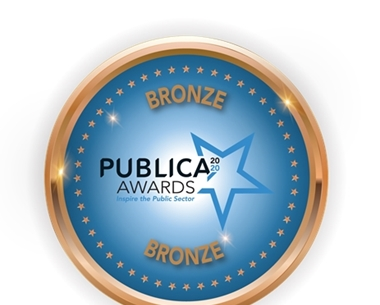 BuSo De Passer en  KTA Brugge  winnen bronzen Publica Award