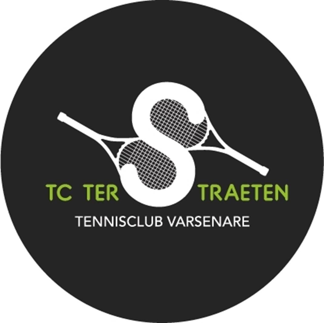 Tennis Club Ter Straeten Varsenare heeft een nieuw logo!